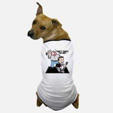 dont-touch Dog T-Shirt