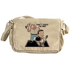 dont-touch Messenger Bag