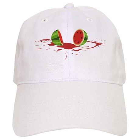watermelon_splatV2 Cap