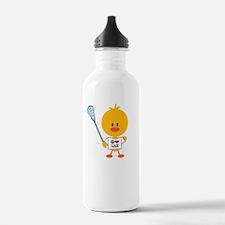 LacrosseChickDkT Water Bottle