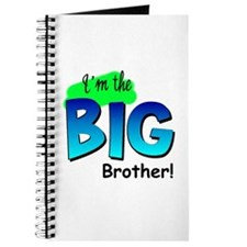 I'm Big Brother Journal
