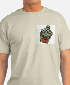 "Mens ""Lady Jug"" Ash Grey T-Shirt"