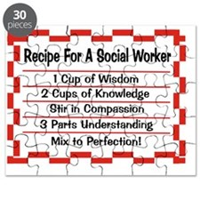 Recipe for a Social Worker Puzzle