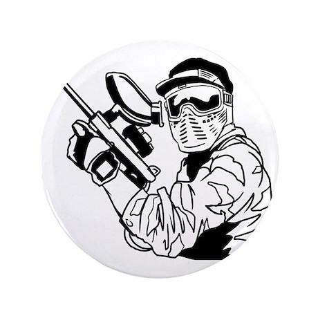 "Paintball1 3.5"" Button"
