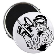 Paintball1 Magnet