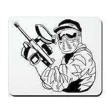 Paintball1 Mousepad