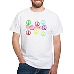 Visualize Bush White T-Shirt
