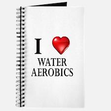 Love Water Aerobics Journal