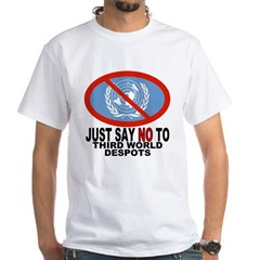 Just say NO to the UN Shirt
