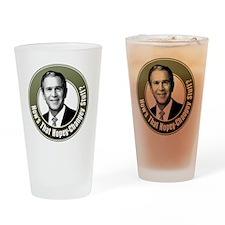 bush-how Drinking Glass