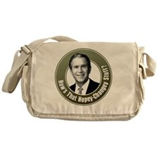 bush-how Messenger Bag