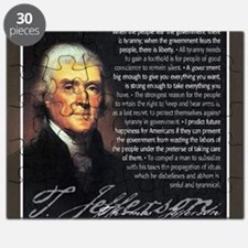 TJ Quotations Puzzle