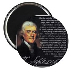 TJ Quotations Magnet