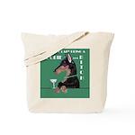 Doberman Bitch Tote Bag