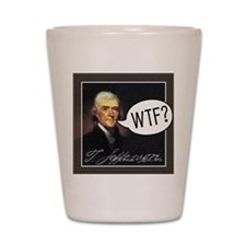 TJ-WTF Shot Glass