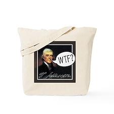 TJ-WTF Tote Bag