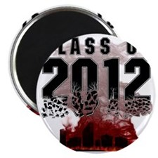 3-Classof2012 Magnet