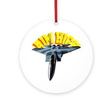 CP-T DARK F15 AIM HIGH Round Ornament