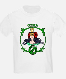 Ozma of Oz Kids T-Shirt