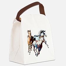 Raceday Canvas Lunch Bag