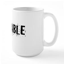 Unstable on W Mug
