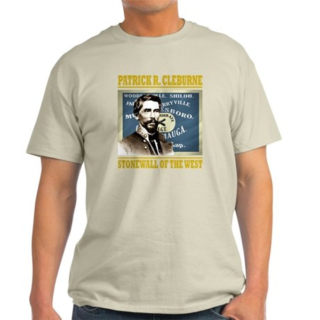 Cleburne -stonewall of the west Light T-Shirt