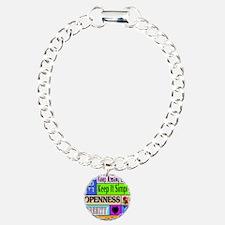12 step sayings Bracelet