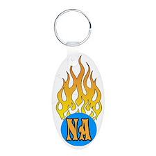 NA FLAMES Keychains