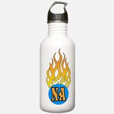 NA FLAMES Water Bottle