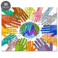2-AA HANDS Puzzle