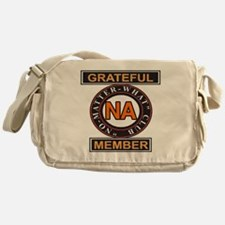 NA GRATEFUL MEMBER Messenger Bag