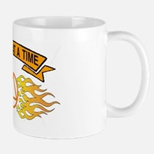 ONE DAY AT A TIME Small Small Mug