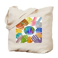 NA HANDS Tote Bag