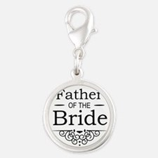 Father of the Bride black Charms