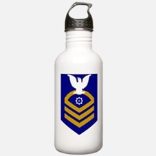 USCG-Rank-MKC Water Bottle