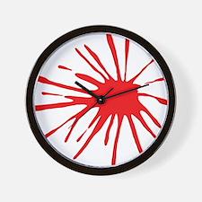 Paintball7 Wall Clock