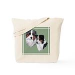 Australian Shepherd Twosome Tote Bag
