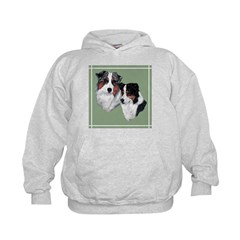 Australian Shepherd Twosome Hoodie