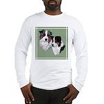 Australian Shepherd Twosome Long Sleeve T-Shirt