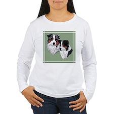 Australian Shepherd Twosome T-Shirt