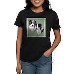 Australian Shepherd Twosome Women's Dark T-Shirt