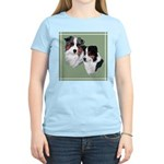 Australian Shepherd Twosome Women's Pink T-Shirt