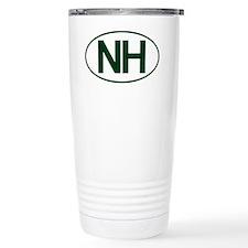 NH Oval Travel Mug