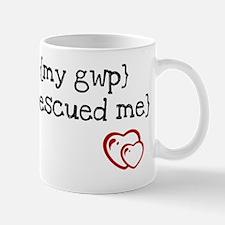 2-mygwprescuedme-tshirt Mug