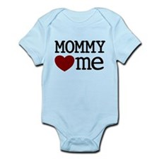 Mommy Hearts Me Infant Bodysuit