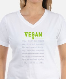 Vegan Shirt T-Shirt