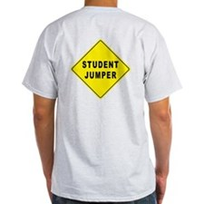 Student Jumper Ash Grey T-Shirt
