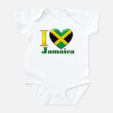 I love Jamaica Onesie