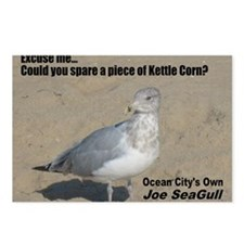 seagull_kettle_lg Postcards (Package of 8)