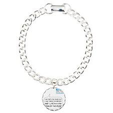 snl10a Charm Bracelet, One Charm